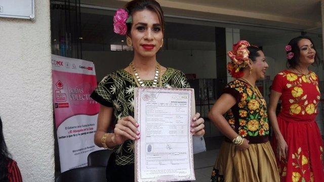 Reconocimiendo de identidad de género