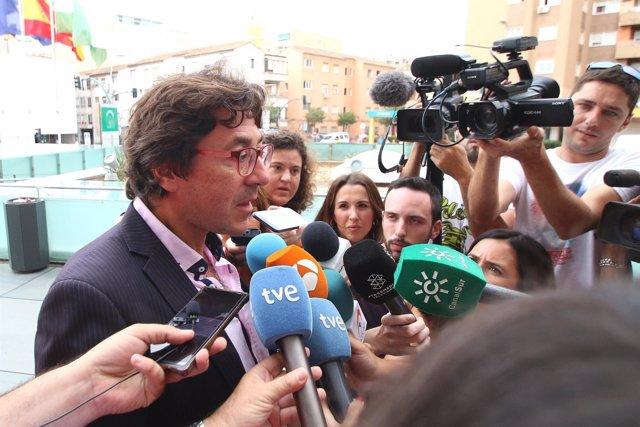 Rafael Soriano, juez del caso del niño Gabriel