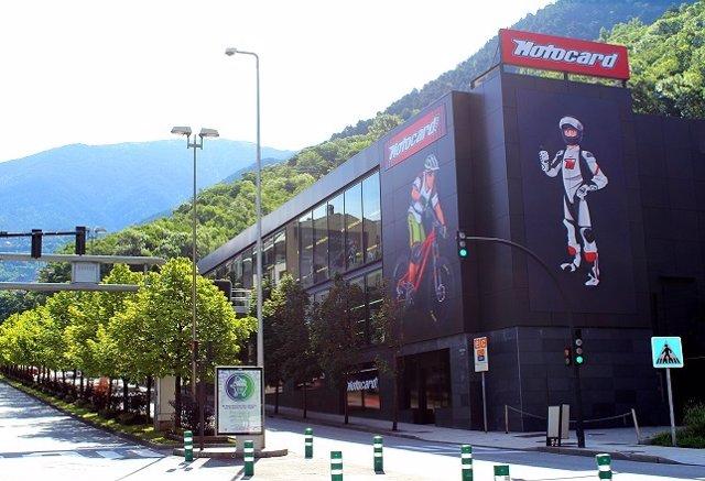 Tienda de Motocard
