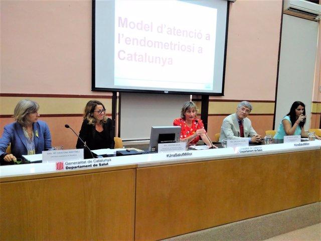 Cristina Martínez,Cristina Nadal,Alba Vergés,Francesc Carmona,Cristina Guruchaga