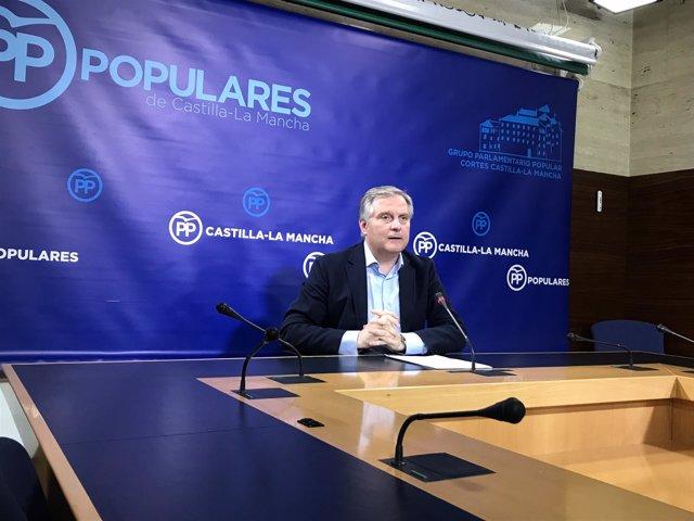 Pootavoz del PP, Francisco Cañizares