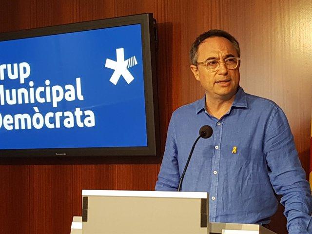 Jaume Ciurana (PDeCAT)