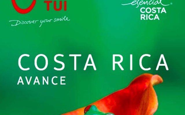 TUI lanzará un nuevo catálogo sobre Costa Rica