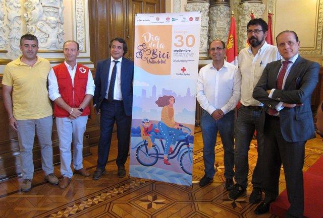 Presentación del Día de la Bici. 17-9-2018