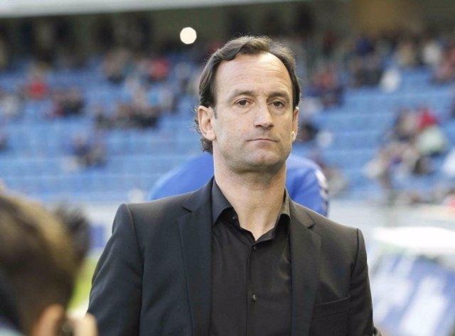Joseba Etxebarria, destituido como entrenador del Tenerife
