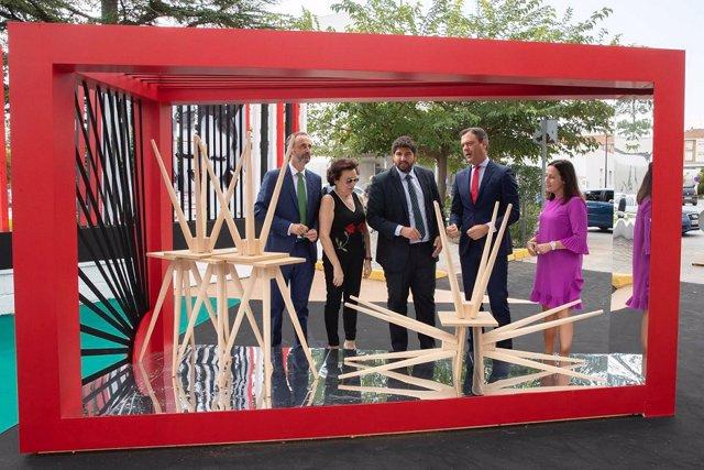 López Miras, En La Inauguración De La 57 Edición De La Feria Del Mueble