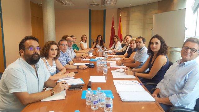 Imagen del Comité de Coordinación de Refugiados