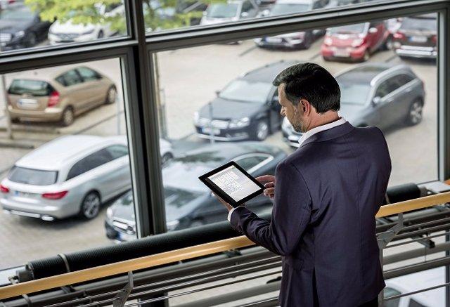 Mercedes-Benz lanza una solución multimarca para conectar flotas