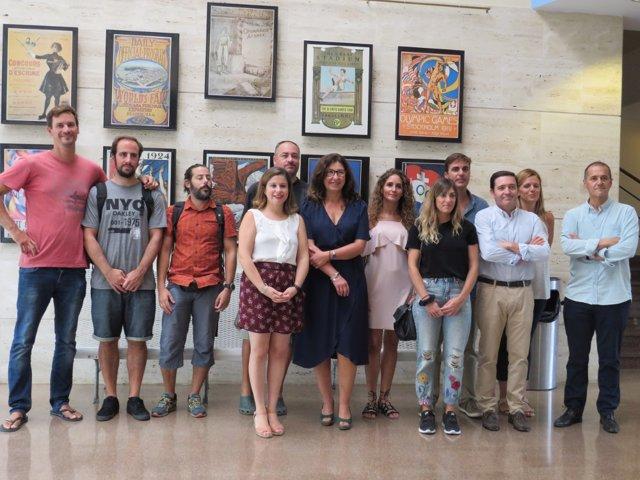 Fwd: Nota De Prensa Y Fotografía. La Junta Formará Este Curso Académico A La Pri