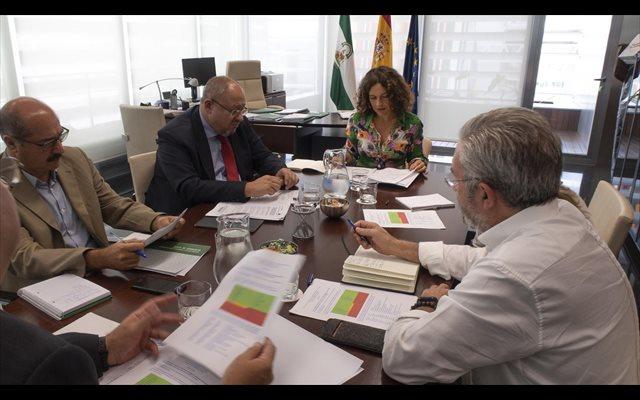 Junta de Andalucía destinará 23 millones a ayudas para proyectos e infraestructuras de I+D+i