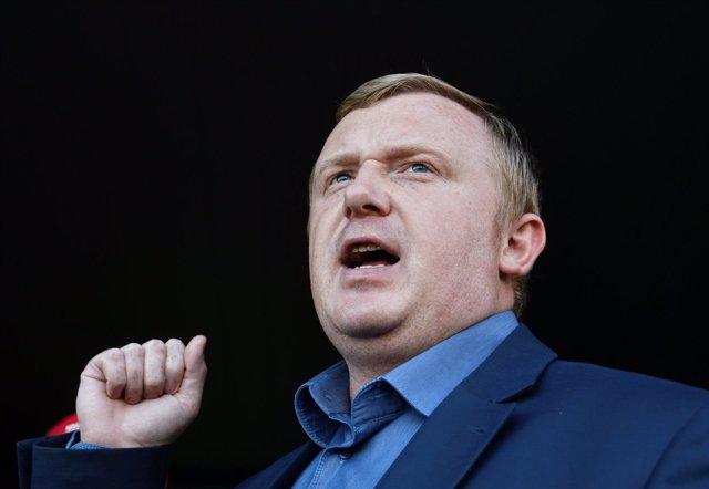 Candidato del Partido Comunista de Rusia a la gobernación de Vladivostok