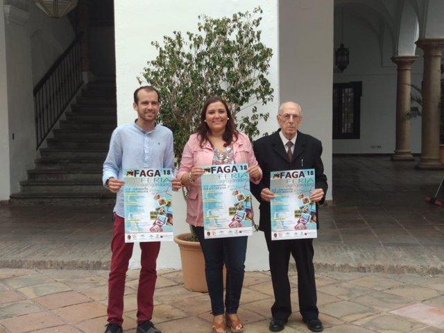 Carrillo presenta FAGA 2018