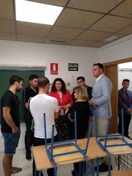 Nuevo curso escolar en Lebrija