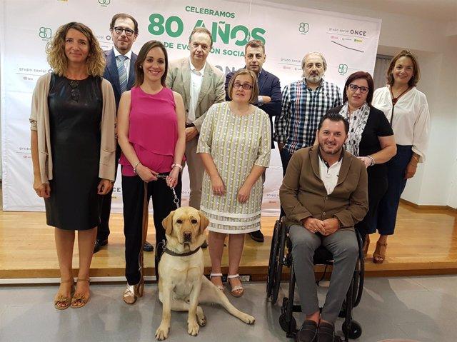 Jurado de los Premios Solidarios de ONCE.