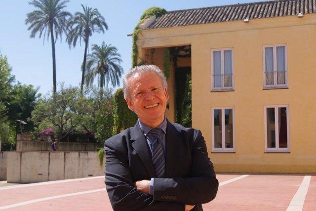 Manuel Ángel Vázquez Medel, en la UNIA
