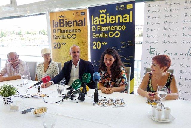 Rocío Molina llega al Maestranza con 'A grito pelao'