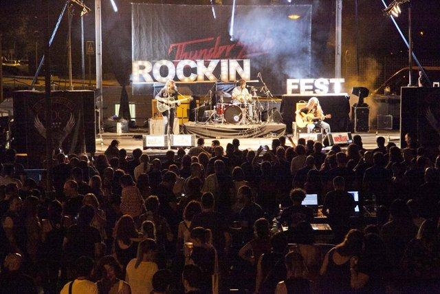 Concierto Arizona Rock de Leganés