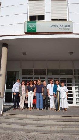 El centro de salud de Pino Montano B se amplia con tres nuevas consultas