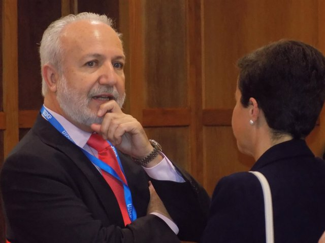 Manuel Jesús Dolz, secretario de Estado de Justicia