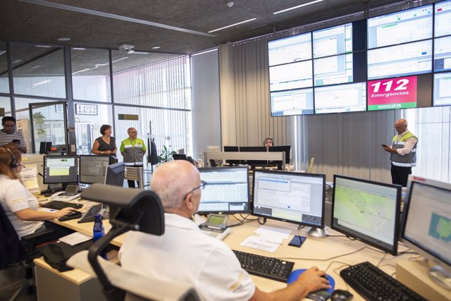 Servicio coordinador de Emergencias 112 Andalucía