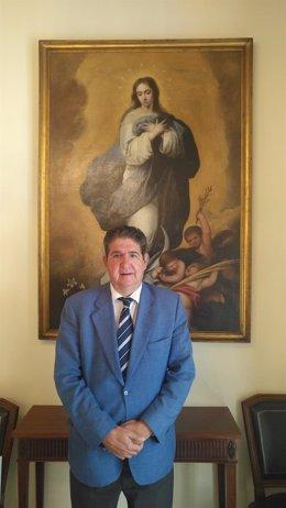 José Joaquín Gallardo, decano de los abogados sevillanos