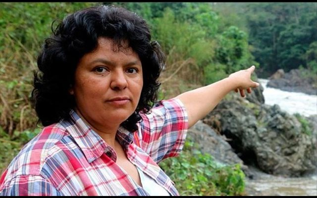 Comienza el juicio por el asesinato de la activista hondureña Berta Cáceres