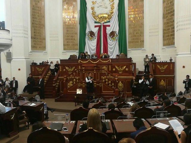 Congreso México