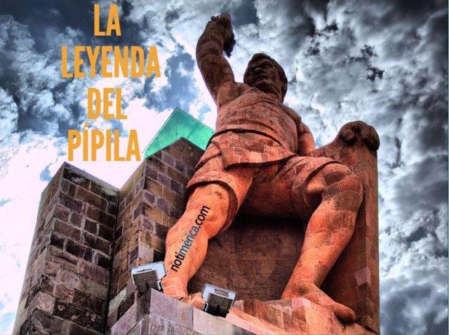 La leyenda del Pípila en México