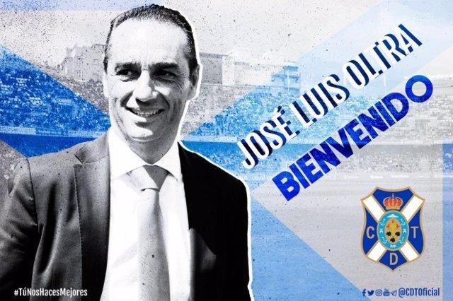 José Luis Oltra Tenerife