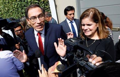 El partido opositor Fuerza Popular critica la decisión de Vizcarra de plantear una cuestión de confianza