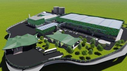 Las obras de la segunda fase del Complejo Medioambiental de Gipuzkoa se iniciarán en octubre