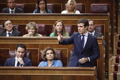 """Casado tras la """"humillación"""" a España con el caso Valtonyc: """"A lo mejor me replanteo la euroorden y el espacio Schengen"""""""