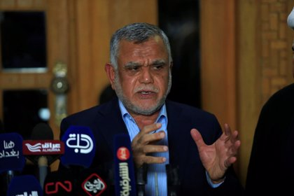 El líder paramilitar chií Al Amiri renuncia a encabezar el Gobierno de Irak