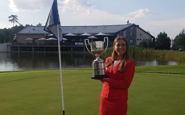Assassinada la golfista espanyola Celia Barquín en un camp de golf dels Estats Units