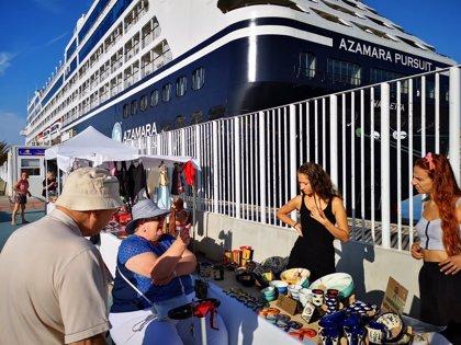 El Puerto de Almería buscará en la feria de cruceros de Lisboa aumentar las escalas