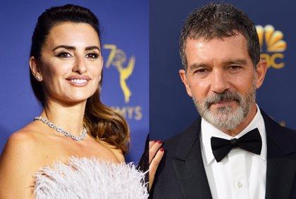 Penélope Cruz y Antonio Banderas se van de los Emmy 2018 sin premio