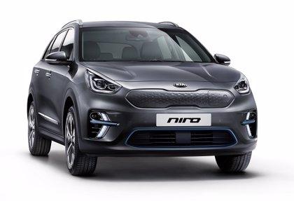 La versión europea del eléctrico Kia e-Niro llegará a final de año con 485 kilómetros de autonomía