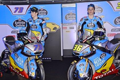 Mir y Márquez llegan optimistas a MotorLand tras el test en Cheste