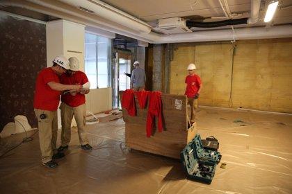 La construcción vuelve a dar empleo a más de 36.000 profesionales en Murcia, según Randstad