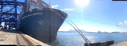 El Puerto de Algeciras supera los 71 millones de toneladas de mercancías hasta agosto