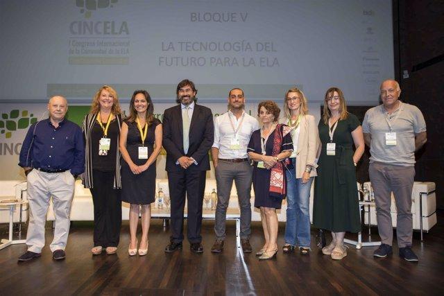 I Congreso Internacional de la Comunidad de la ELA