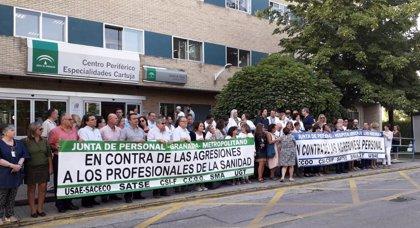 Condenan una nueva agresión a una sanitaria en el Centro de Especialidades de Cartuja en Granada