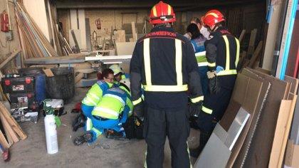 """CCOO destaca el """"ignorado aumento"""" de más de un 6% de accidentes laborales en lo que va de año"""