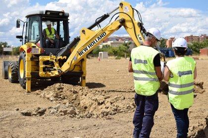 La construcción vuelve a dar empleo a más de 6.500 profesionales en La Rioja por quinto trimestre consecutivo