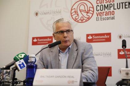 Garzón niega mediación con Villarejo en el asunto de Guatemala y denuncia una operación contra la ministra Delgado