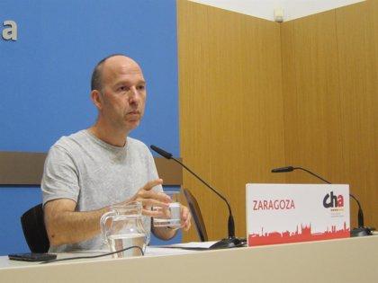 CHA pide un acuerdo de colaboración estable anual del Ayuntamiento de Zaragoza con las peñas