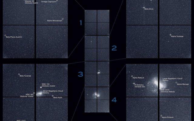 La misión TESS de la NASA inicia la búsqueda de la nueva Tierra