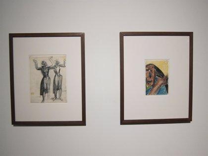 Espais Volart exhibe dibujos del escultor Julio González y material inédito de Manuel Duque