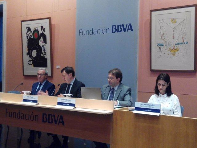 El Ivie Y La Fundación BBVA Analizan Las Diferenc