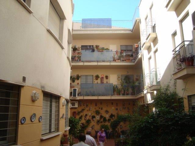 Edificio La Fuentecilla de Málaga capital